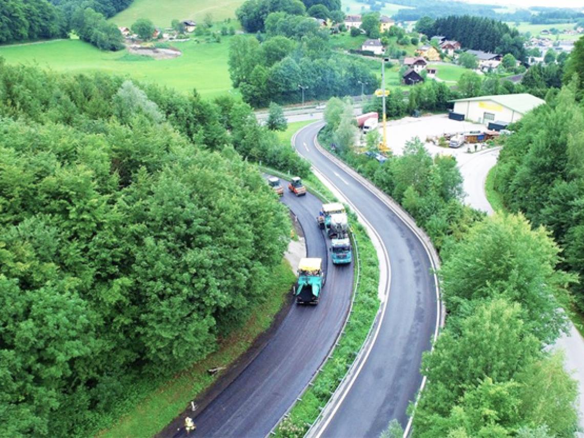 A1 West Autobahn Salzburg Nord
