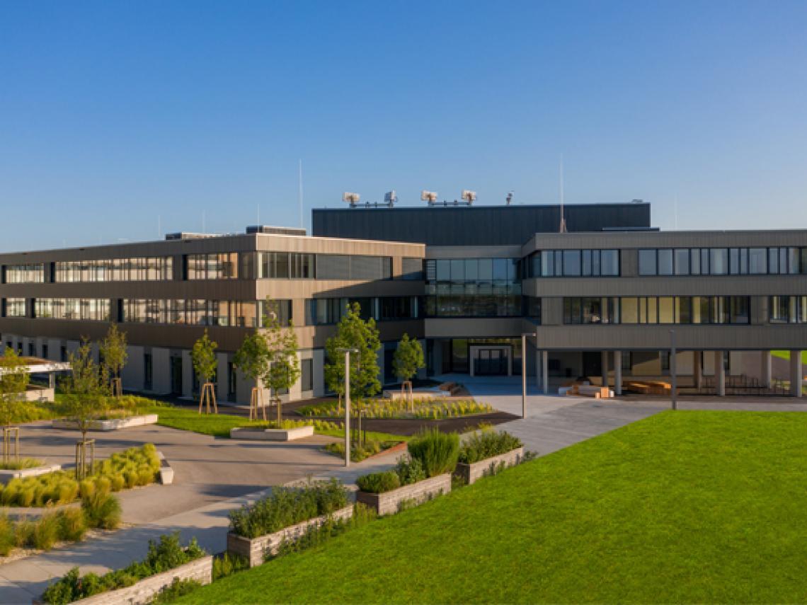 Technologiezentrum Seestadt Aspern