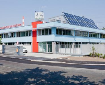 Hygienezentrum der Stadt Wien