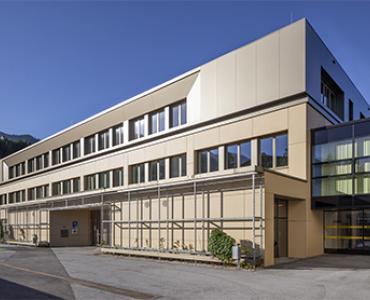 Erweiterung IT-HTL St. Johann